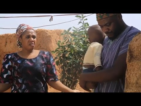 Adam A Zango muguwar matarsa ta watsar da shi da ɗanta  - Nigerian Hausa Movies
