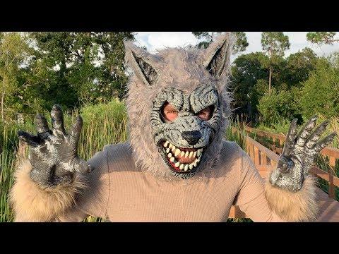 Werewolf Sneak Attack - Kids Fight + Hide & Seek