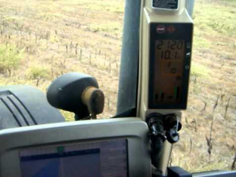Plantio de soja 2010 em nova mutum (MT)