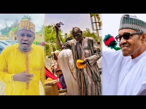 Musa Mai Sana'a ya fusata kan zagin da akewa shugaba Buhari kan tsadar rayuwa