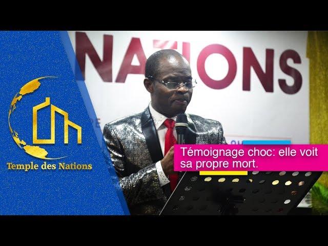 TEMOIGNAGE CHOC : ELLE VOIT SA PROPRE MORT dr Tsala Essomba