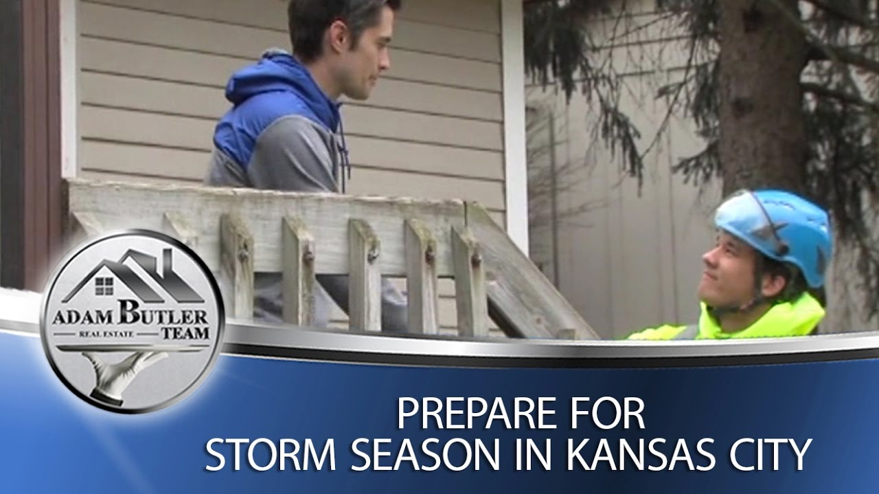 Prepare for storm season in Kansas City