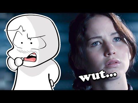 The Hunger Games is kinda dumb