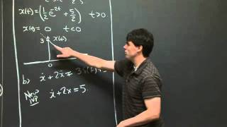 Laplace: Solving ODE's | MIT 18.03SC Differential Equations, Fall 2011