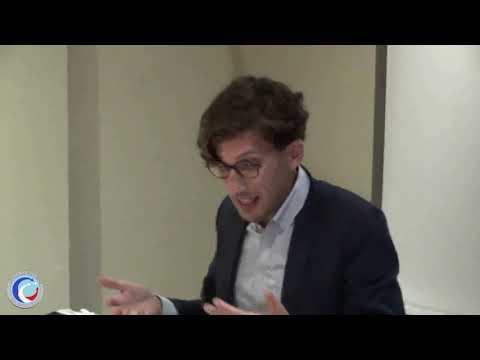 Maximilien Friche parle de son roman «L'Impasse du salut».