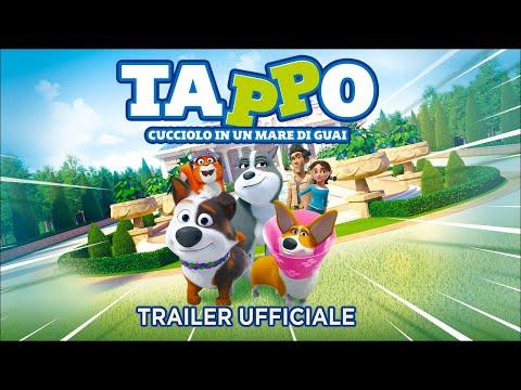Preview Trailer Tappo - Cucciolo in un mare di guai, trailer ufficiale italiano