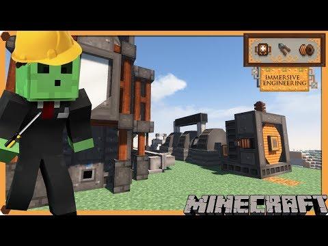 Immersive TECH! ImmersiveCraft 1.12 E22
