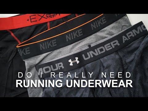 Do I Really Need Running Underwear?