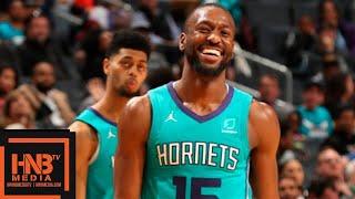 Minnesota Timberwolves vs Charlotte Hornets Full Game Highlights | March 21, 2018-19 NBA Season