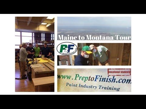 Montana Wood Finishing WorkshopMontana Wood Finishing Workshop<media:title />