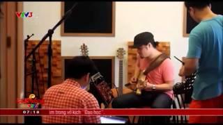 Cafe Sáng VTV3 Giới Thiệu Album Một Tôi Rất Mới - Tạ Quang Thắng