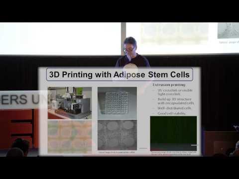Printing Parts for Bodies | Gordon Wallace | TEDxFlindersUniversity