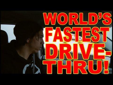 Der schnellste McDrive – GARANTIERT!