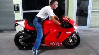 10. Ducati Desmosedici RR by Advanced Detailing of South Florida