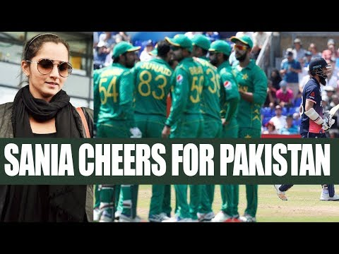 Video PAK VS IND CT2017 FINAL  Check Sania Mirza Response After Pak Wins Champions Trophy! download in MP3, 3GP, MP4, WEBM, AVI, FLV January 2017