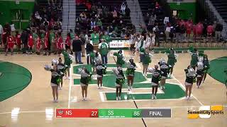 North Side at South Side | IHSAA Girls Basketball | SummitCitySports