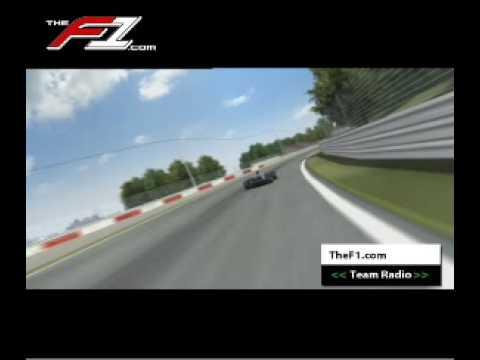 Vuelta virtual al Circuito de Monza