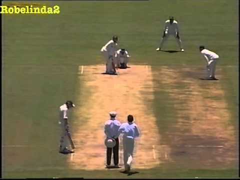 saqlain - Some ball by ball footage for you, RARE RARE RARE.