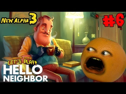 Video Annoying Orange Plays - Hello Neighbor #6 (Alpha 3) download in MP3, 3GP, MP4, WEBM, AVI, FLV January 2017