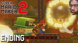 the final boss & ending bois | Super Mario Maker 2 Finale (Part 10) by Tyranitar Tube
