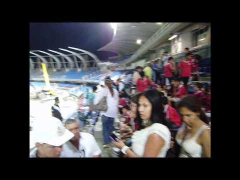 Visita al Nuevo Estadio Olimpico Pascual Guerrero