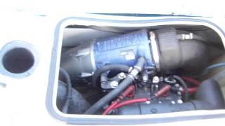 4. 2000 Yamaha XL700 wave runner engine