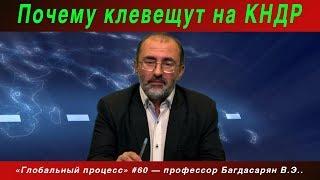 ГП #60 «Почему клевещут на КНДР» Вардан Багдасарян