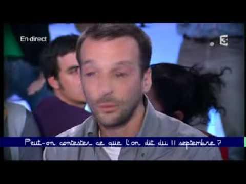 11 Septembre: Kassovitz s'interroge chez Taddei sur FR3
