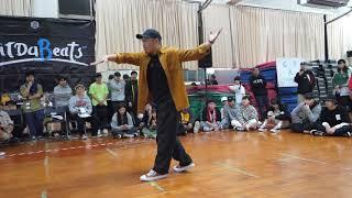Pop Chen – Hit Da Beats vol.11 Judge solo