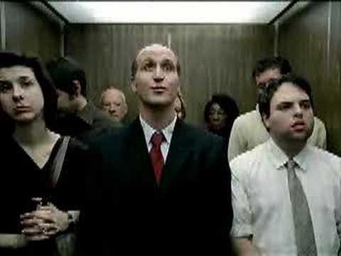Viagra Lift/ Elevator TV ad