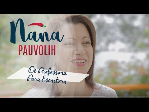 Nana Pauvolih - from teacher to writer  - Amazon