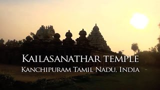 Kanchipuram India  City new picture : Lord Shiva as Kailasanathar - Temple - Kanchipuram Tamil Nadu India