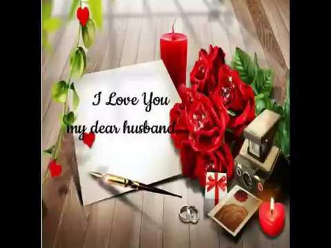 I love my husband/whatsapp status/romantic quotes/love u dear