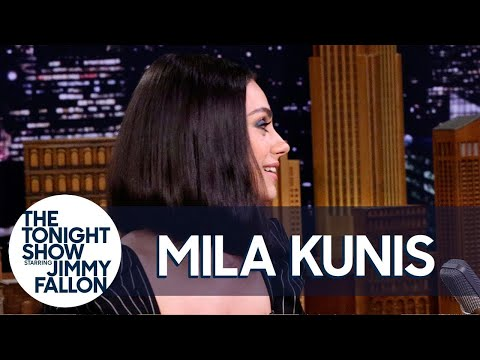 Watch Mila Kunis and Kristen Bell Answer Sex Questions in a Round of Never Have IEver'