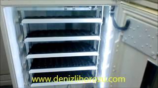 Buzdolabından El Yapımı Tam Otomatik Kuluçka Makinası - YCL- 640Yücel IŞIK  0 535 945 22 86http://www.denizlihorozu.com/YCL KULUÇKA