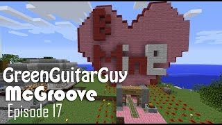 Just having a little fun doing a valentines day prank.  Join me on the McGroove Minecraft Server at http://www.McGroove.net