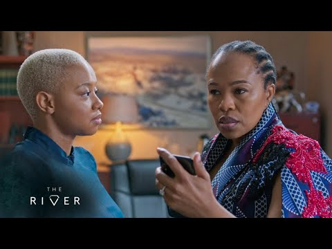 Tumi Shows Lindiwe the Video – The River | 1 Magic