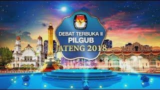 Video FULL! Debat Publik Kedua Pilgub Jawa Tengah 2018 - Ganjar Pranowo - Sudirman Said MP3, 3GP, MP4, WEBM, AVI, FLV Mei 2018