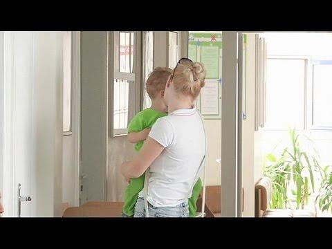 Ουκρανία:Τα πρώτα δύο κρούσματα πολιομυελίτιδας στην Ευρώπη από το 2010
