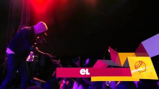 EL - Performs 'On A Long Tin' @ Loud In GH 2012 | GhanaMusic.com Video