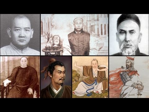 10 Greatest Kung Fu Masters Who Ever Lived (видео)