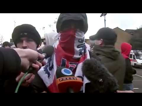 Shizzio Vs The EDL - Muslamic Ray Guns (Prod By Alex Vegas)