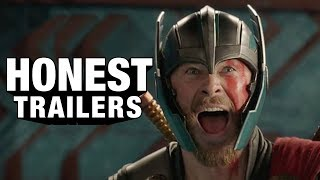 Video Honest Trailers - Thor: Ragnarok MP3, 3GP, MP4, WEBM, AVI, FLV Februari 2019