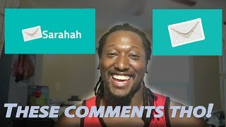 Reading Sarahah comments! Leave comments! http://hsmedia3.sarahah.com Like and Subscribe!!! Follow Me on Social Media!