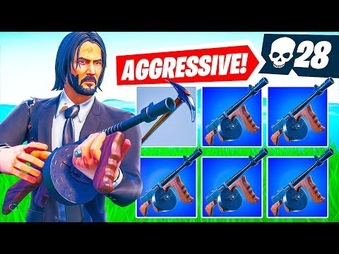 Healthy Aggression In Fortnite...