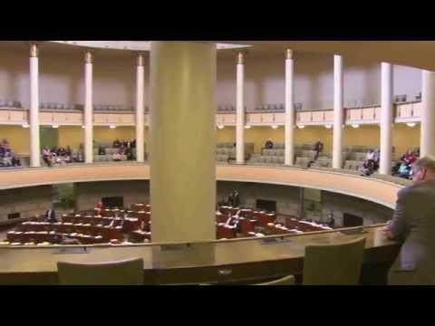 Timo Soini puhuu rasismista tekijä: PersuSuomalaiset