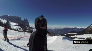 GoPro Marco Grilc and Max Zebe Course Preview
