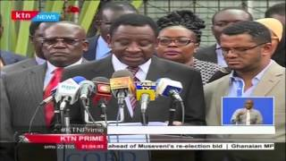 Opposition Coalition CORD Cracks The Whip On Rebel Legislators