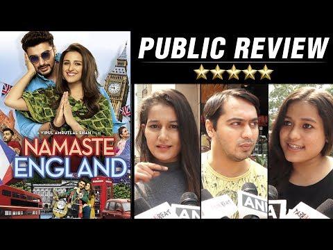 Namaste England PUBLIC REVIEW   Arjun Kapoor   Par
