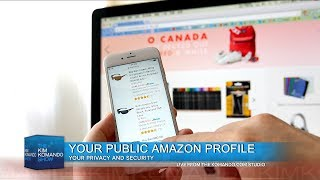 There's another side to Amazon most people aren't aware of. You have a private Amazon account for purchases or video streaming, but Amazon automatically creates a public profile designed for social networking. What exactly can people see in this profile? And is it a risk to your privacy?Get the answers to these important questions by watching this video.http://www.komando.com/tips/325536/you-have-a-public-amazon-com-profile-page-that-others-can-see